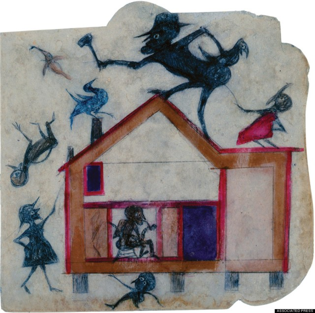 Art High Museum Bill Traylor