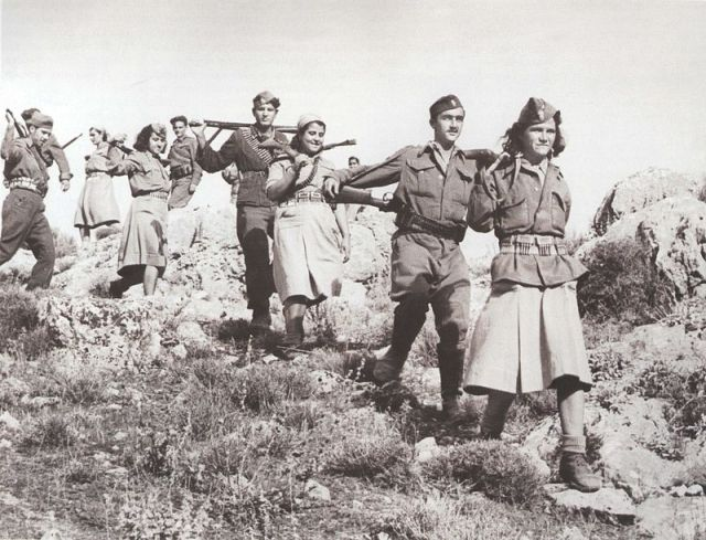 elas guerrillas 1943