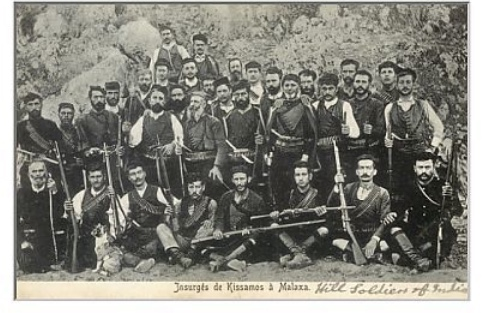 Cretan Insurgents 1898