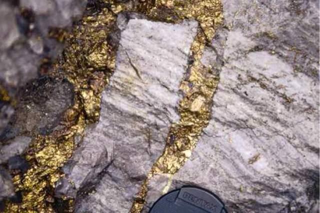 Veins and Hydrothermal Deposits (1)