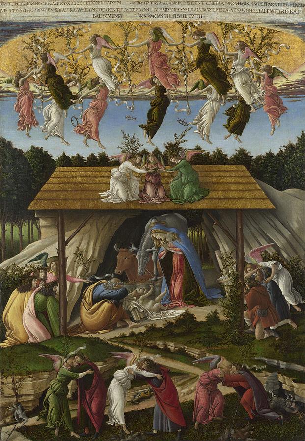 621px-Mystic_Nativity,_Sandro_Botticelli
