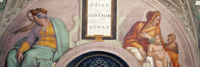 Uzziah, Jotham, Ahaz