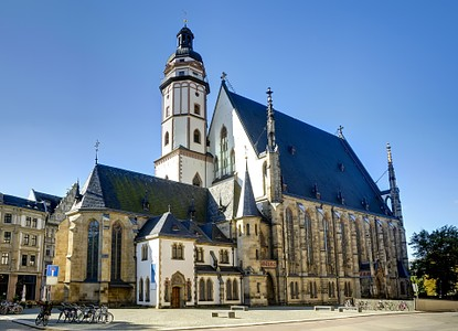 St Thomas Kirche