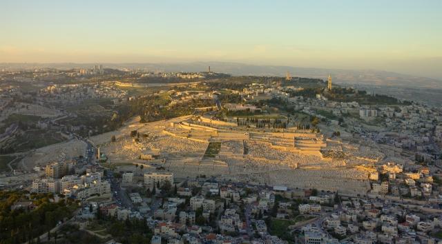 2013-Aerial-Mount_of_Olives