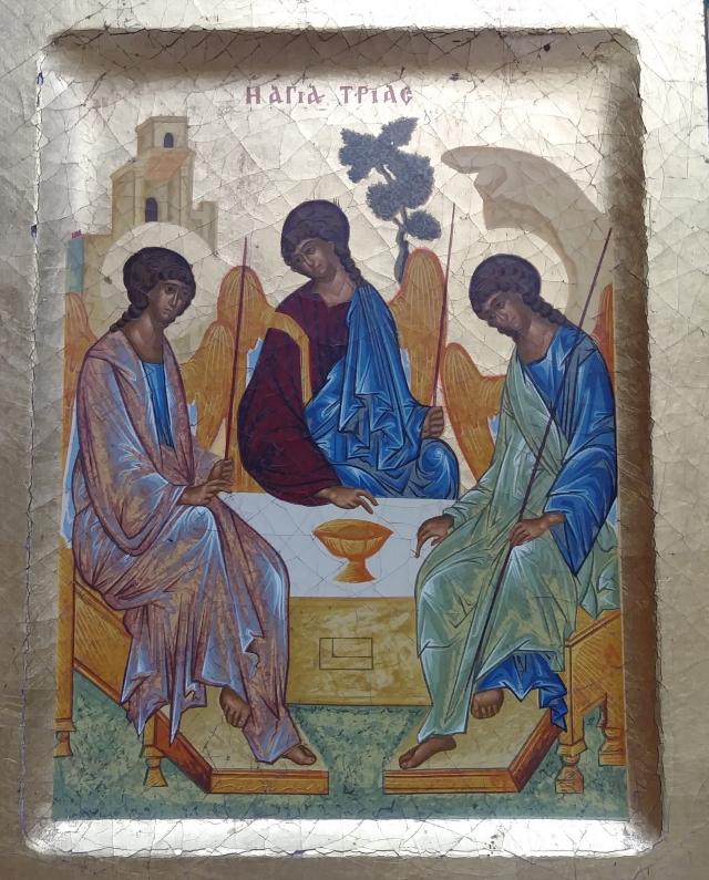 Η Αγία Τριάς